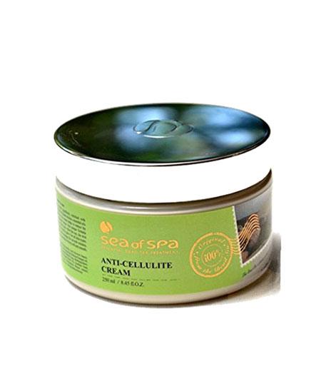 Crème anti-cellulite mer morte sea of spa
