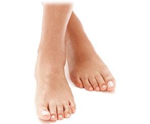 soin complet des pieds, gommage hydratation sels de la mer morte