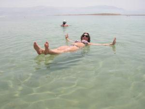 Cosmétiques de la mer morte